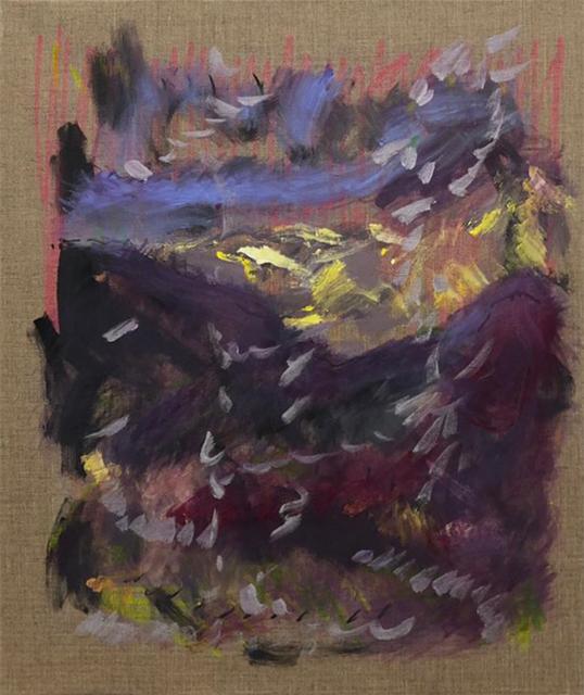 Carsten Fock, 'Untitled', 2019, Galerie Crone