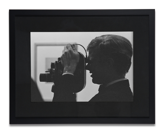 , 'Andy Warhol (with Camera at Ferus Gallery),' 1962, Kohn Gallery