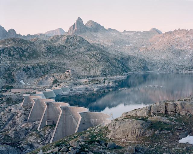 , 'Lac de Migouélou, Frankreich,' 2014, Robert Morat