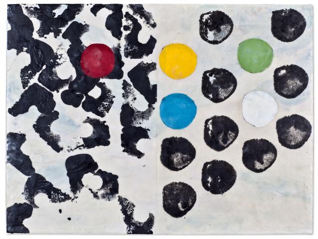 jef gunn, 'HIGH WATER RISING', 2017, Traver Gallery