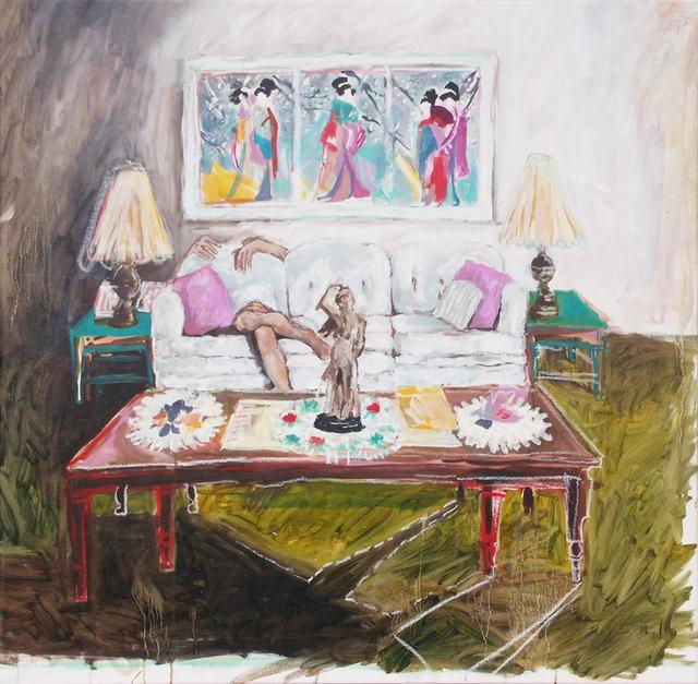 , 'Among the Living,' 2016, Bau-Xi Gallery
