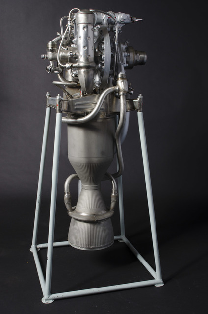 Aleksei Mihailovich Isaev, 'Soviet Rocket Engine', 1965, Hieronymus