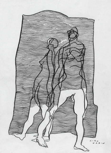 , 'The Walk,' 2004, Kloser Contemporary Art