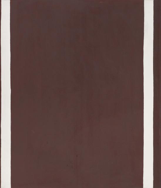 , 'Zurich,' 1972, Zeno X Gallery