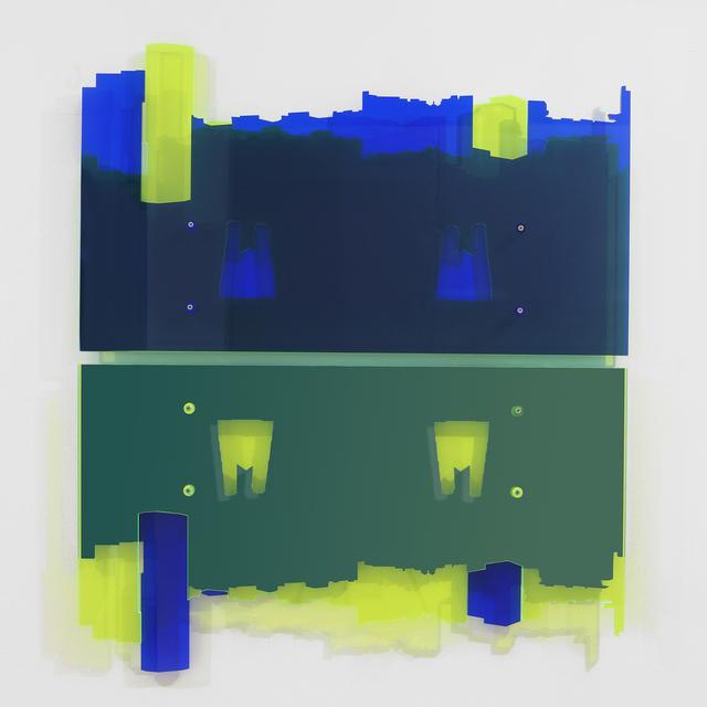 , 'Linee Verticali (Colonia),' 2016, A arte Invernizzi