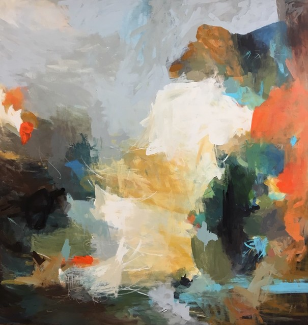 Carol Browning, 'The Edge has the Best Views', 2019, Walker Fine Art
