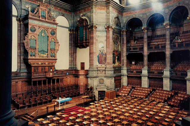 Candida Höfer, 'McEwan Hall Edinburgh', Photographed in 1998 and printed in 1999, Phillips