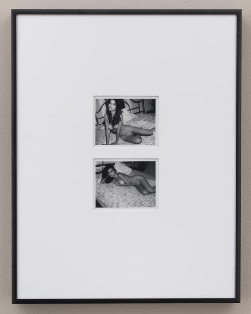 , 'Emily 7,' 2012, Castor Gallery