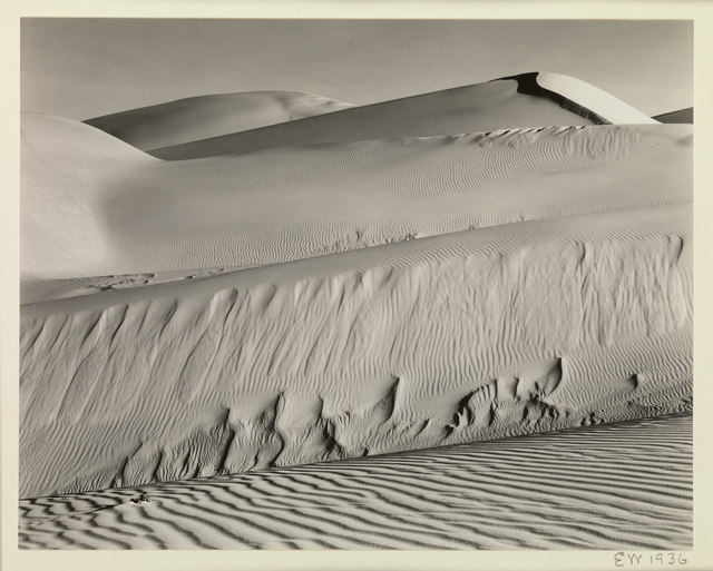 Edward Weston, 'Dunes, Oceano', 1936, Scott Nichols Gallery