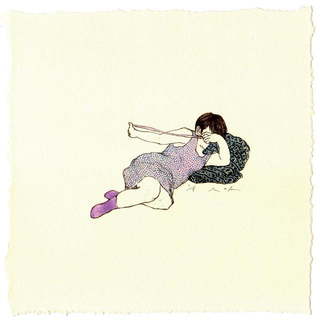 Chika Osaka, '29 years old, I stretch gum now', 2011, Gallery LVS
