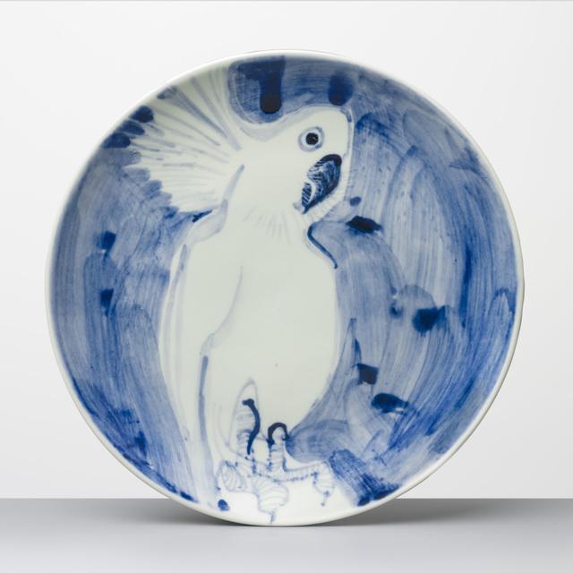 , 'Blue Cockie ,' 2017, Sladmore Contemporary