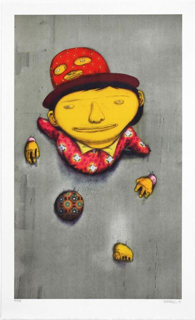 OSGEMEOS, 'The Other Side', 2016, Hang-Up Gallery
