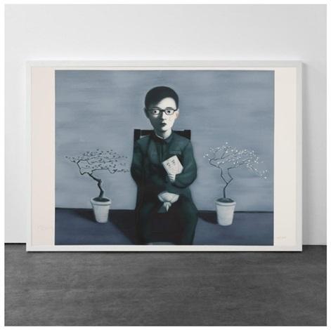 , 'Boy and Tree,' 2009, Artsnap