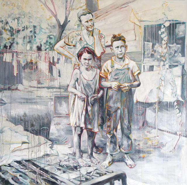 , 'Behind the Ears,' , Gail Severn Gallery