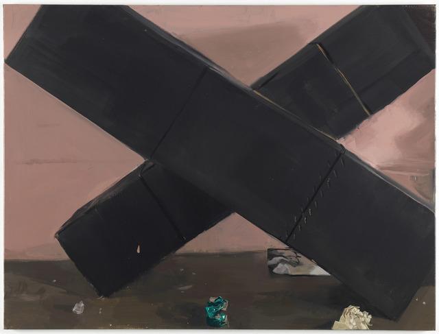 , 'Error / correccío / error 2,' 2014, Galerie Fons Welters