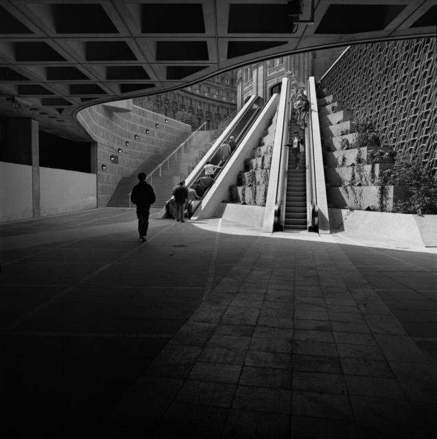José Antonio Martínez, 'Les Halles', 1983, Patricia Conde Galería