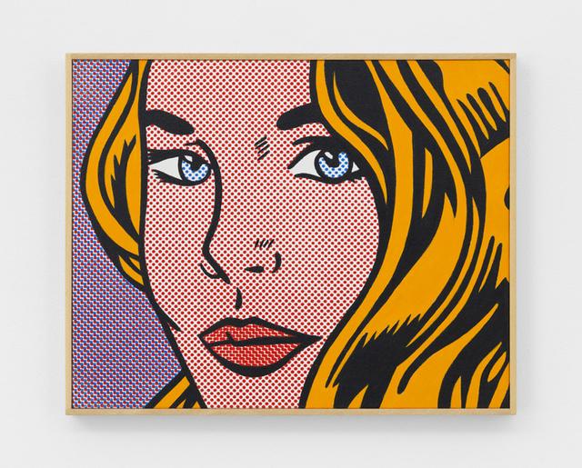 , 'Roy Lichtenstein, 'Seductive Girl', 1964, Purple-Yellow,' 2009, The FLAG Art Foundation