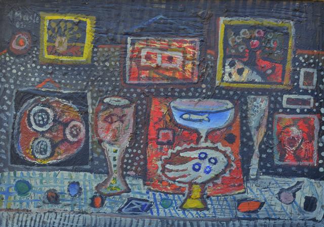 , 'Still Life    ,' 1962, Museum of Modern Art Dubrovnik