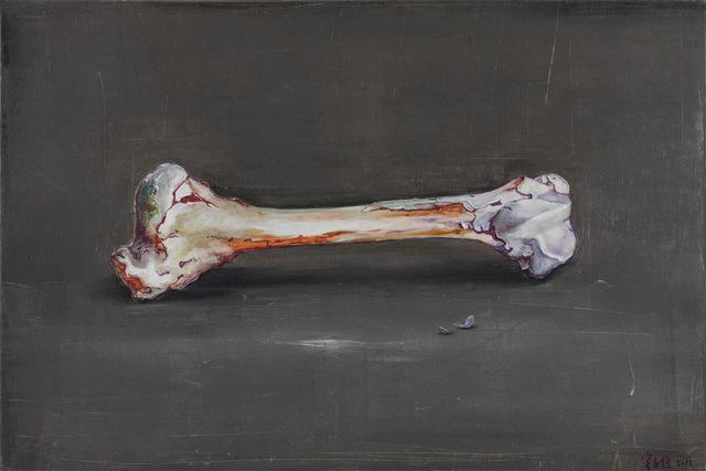 , 'The 171st Bone of the Mammoth,' 2015, Marlborough London