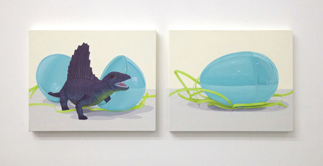 , 'Anticipted & Surprised,' 2016, Jonathan LeVine Projects