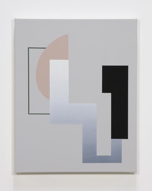 , 'Sans-titre (B),' 2017, Galerie René Blouin
