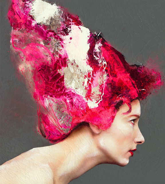 , 'Coral Girl 13,' ca. 2016, Opera Gallery
