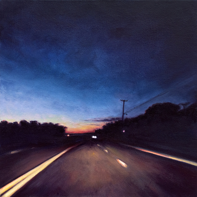 , 'Route 6 November No.1,' 2018, Lyons Wier Gallery