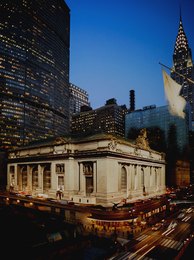 Grand Central from Madison Avenue
