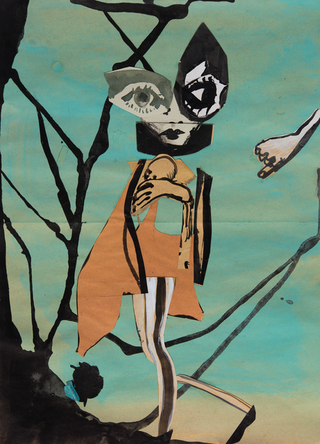 , 'Tear 54,' 2019, Ingleby Gallery
