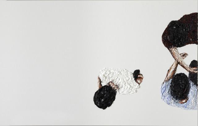 , 'Chromosomes,' 2009, DNA