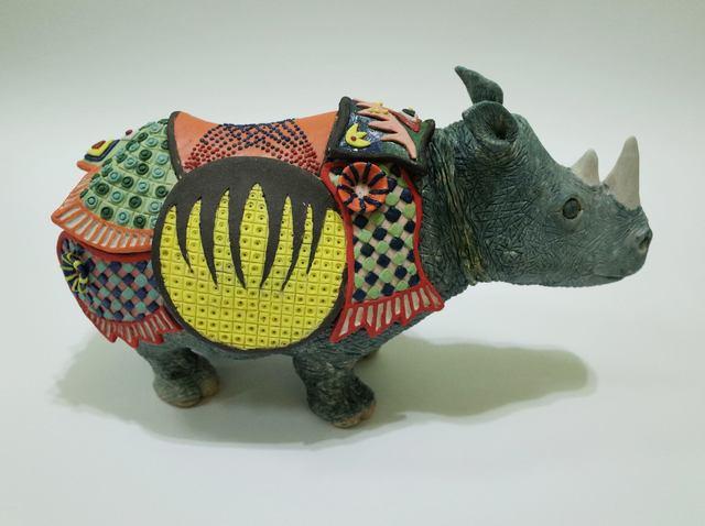 Yu-Pei Lian, 'Mini Rhino ', 2014, Aki Gallery