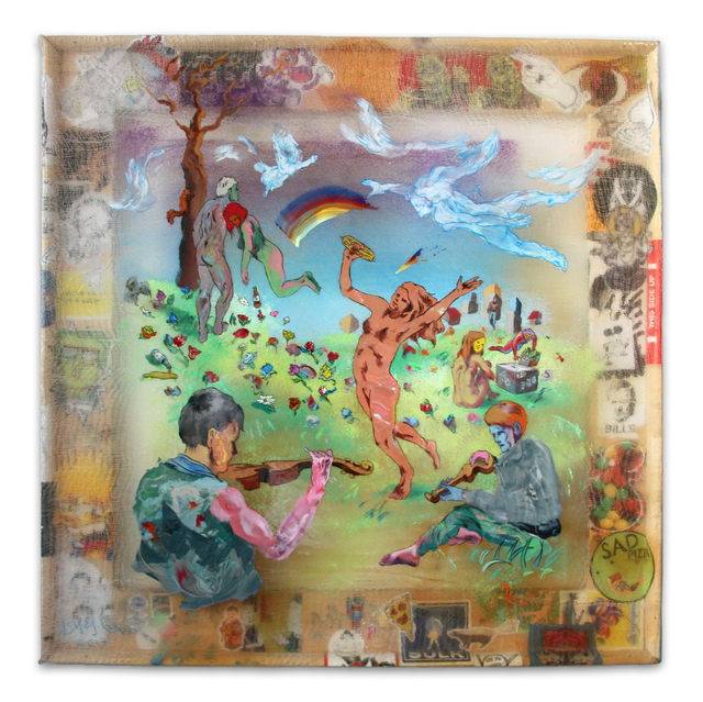 , 'Jamboree,' 2017, Gallery Victor Armendariz