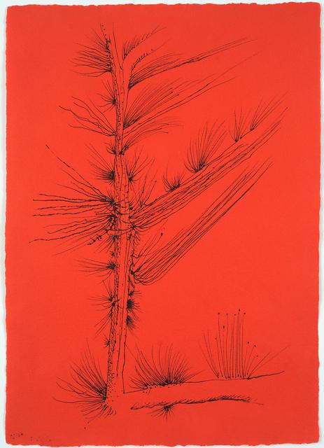 William Christenberry, 'Untitled, Dec. 2010', 2010, Hemphill Fine Arts