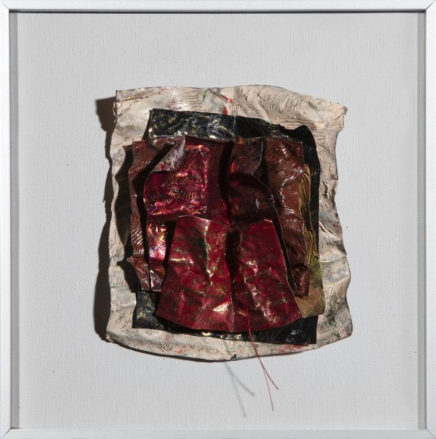 , 'Carmine heart beat,' 2018, Sulger Buel Gallery