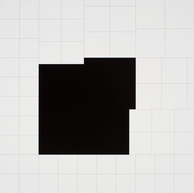 , 'progression, 2-1974,' 1974-1975, VILTIN Gallery