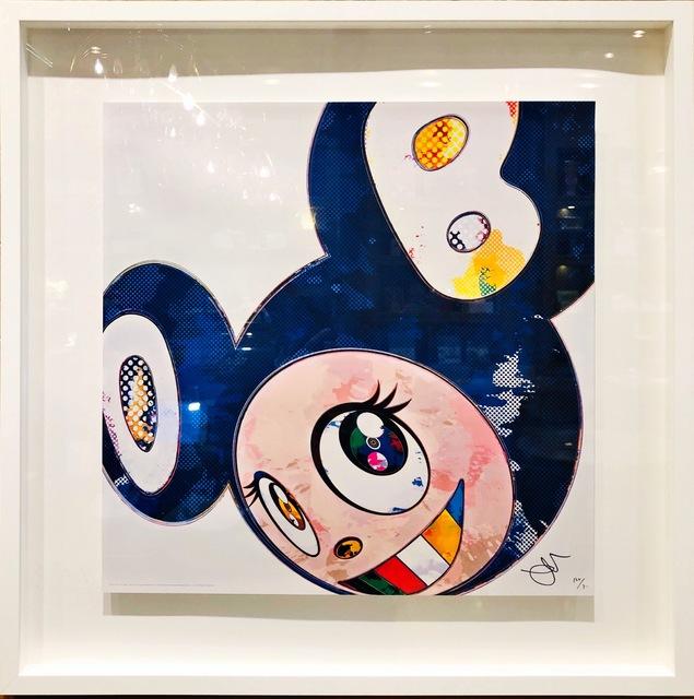 Takashi Murakami, 'And Then x 6 (Lapis Lazuli: The Superflat Method)', 2013, Lex Art Gallery