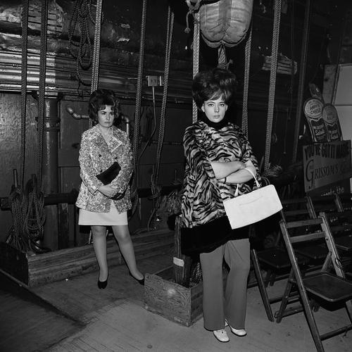 Henry Horenstein, 'Wives Waiting Backstage, Grand Ole Opry, Nashville, TN', 1974, Scott Nichols Gallery