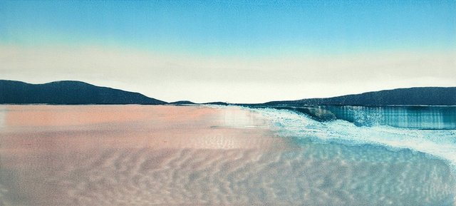 , 'Luskentyre Beach I,' 2016, Candida Stevens