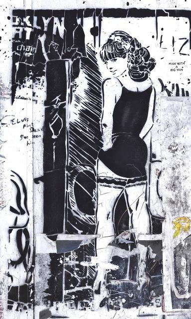 , 'Black & White,' 2016, Bernarducci Gallery Chelsea