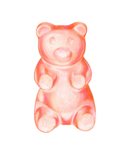 , 'Gummy Bear Pink-Orange,' 2017, ArtStar