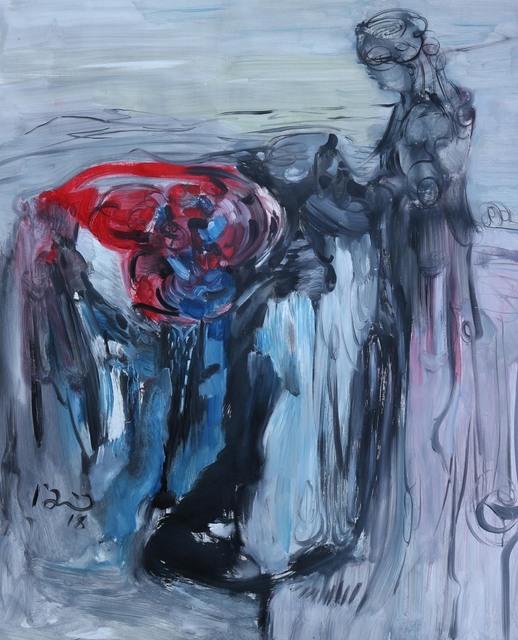 , 'Care,' 2018, Blue Hill Fine Arts