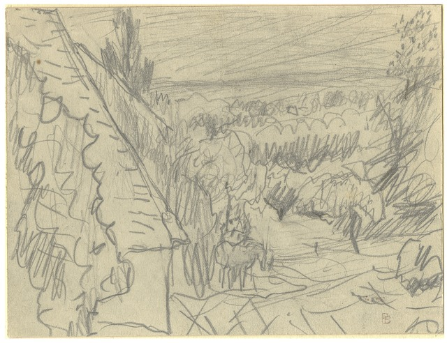 , 'Paysage avec cheval,' , Pace/MacGill Gallery
