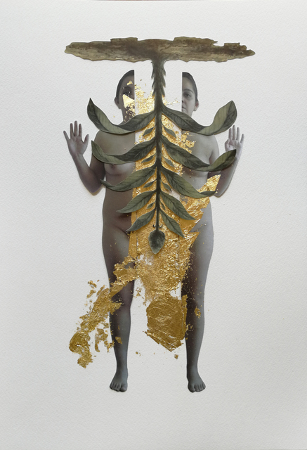 , 'El cuerpo es la pizarra del opresor I,' 2019, Parque Galería