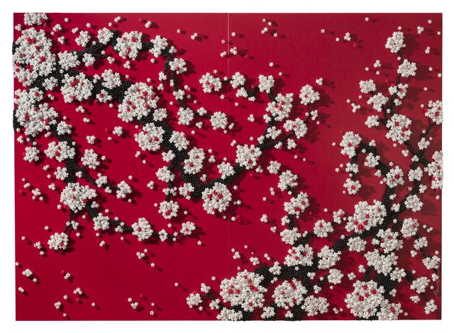 , 'Healing Blossoms_AR1,' 2017, Opera Gallery