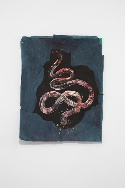 , 'Calendula Sketch ,' 2018, Simone DeSousa Gallery