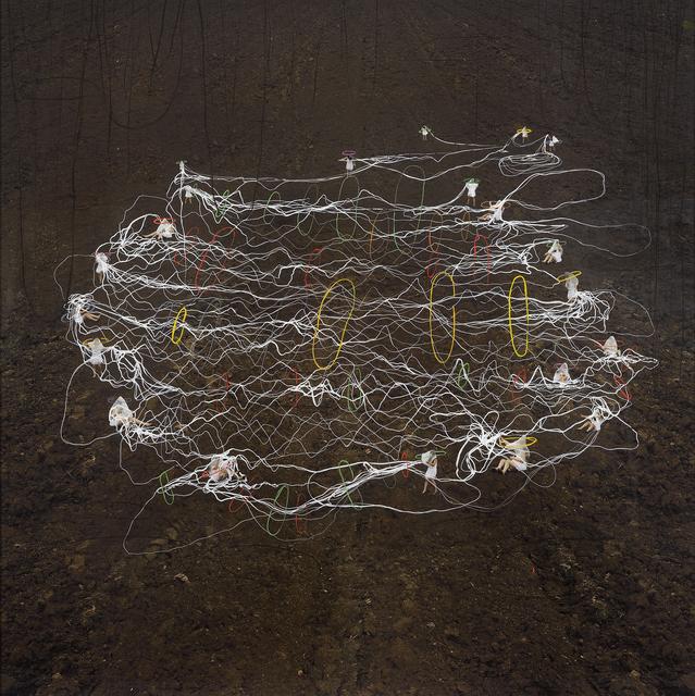 , 'Correspondance,' 2015, Galerie D'Este