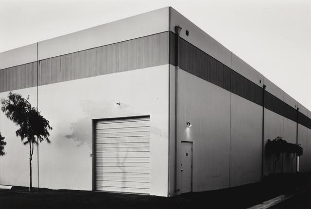 Lewis Baltz, 'New Industrial Parks #50: Southwest Corner, Semicoa, 333 McCormick, Costa Mesa, CA', 1974, Sotheby's