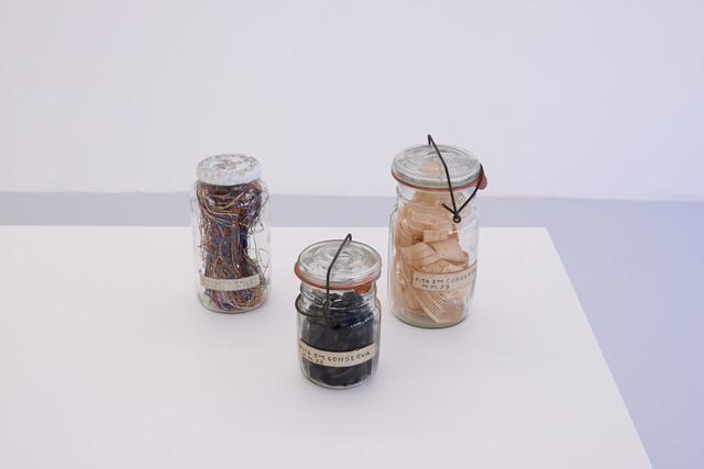 , 'Conservas,' 1973, Galeria Pilar