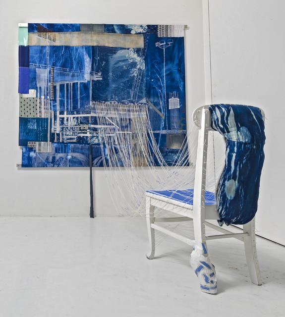 , 'Suspension Rig,' 2018, Lesley Heller Gallery