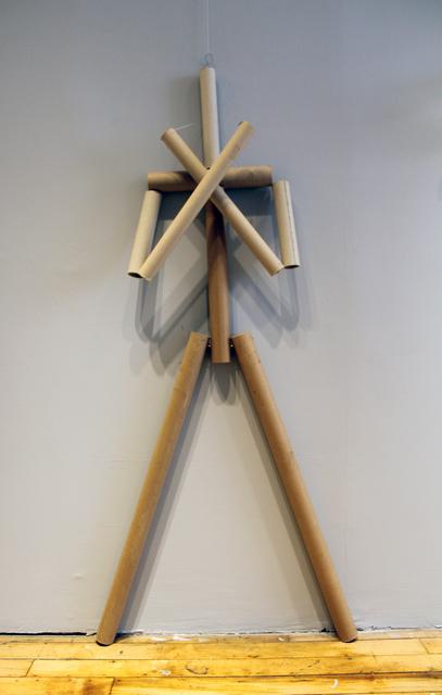 , 'Defend,' 2017, Carter Burden Gallery